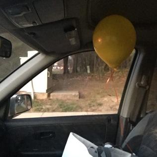 19.12.18 Balloon Pastor yellow