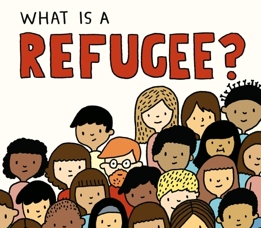 What is a Refugee by Elise Gravel