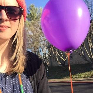 20.03.03 Balloon Pastor Warm Sun Purple