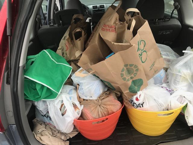 Food Bank Donations 2
