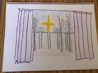 Sue Cavendish Sunrise Drawing